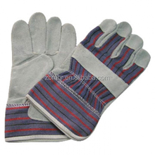 Brand MHR welding leather work gloves reinforced waterproof mechanics gloves