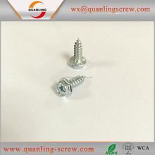 Screw S/TAP/PH/SERAT/Hex Washer Head Type AB M4.2 x 13mm