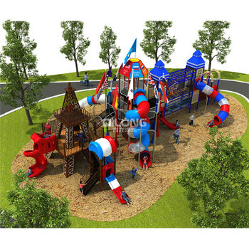 High Quality New Style Customized Children Playground Equipment Outdoor