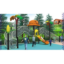JQ new item Kids large scale Outdoor Metal net Playground Gym equipment