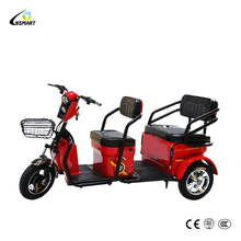 High quality commercial tricycles for passengers electric tricycle for adults
