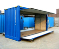 Tianjin Shipping Open Side Container