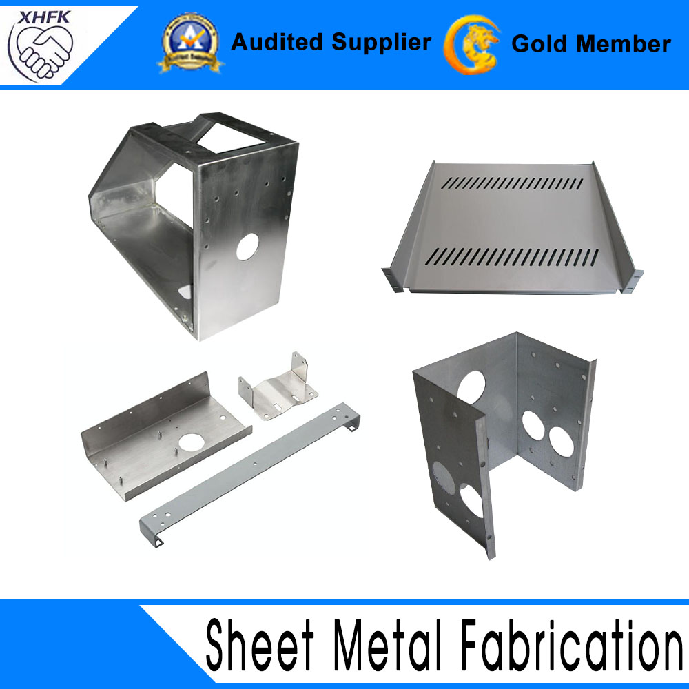 Customized stainless steel sheet metal fabricators