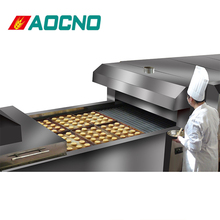uesd bread commercial cake industrial tunnel oven for cookies