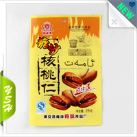 Custom fried food packaging plastic bags for walnut meat