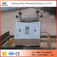 drug testing laboratory vibrating screen machine