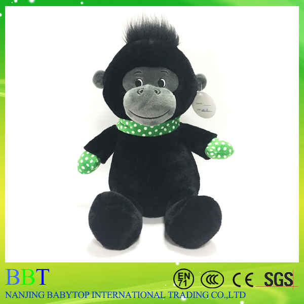 OEM & ODM factory wholesale stuffed plush toy chimpanzee