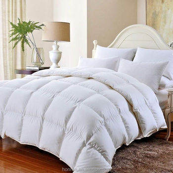 90% White Goose Down Duvet All Seasons Hypo-allergenic 750+ Fill Power