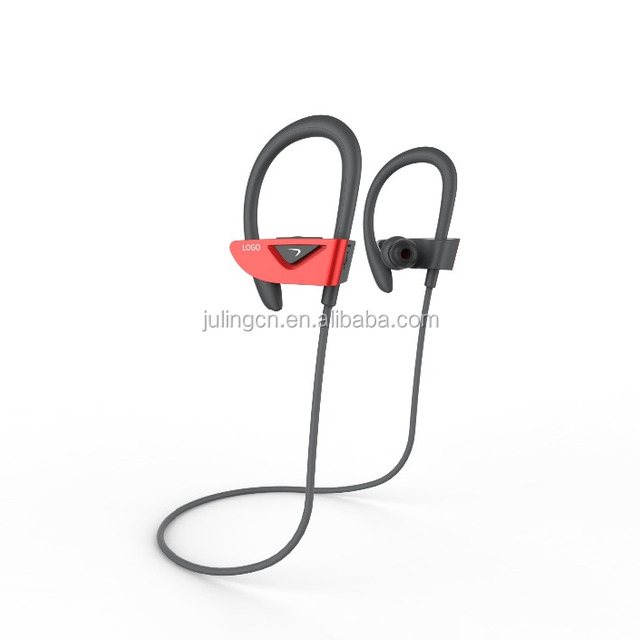sweat water resistant bluetooth earbuds for mobile phone accessaries