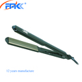 2017 hair styling tools ceramic coating hair straightener with led indicator and 1.5 inch plate