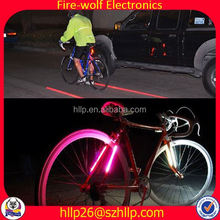 Custom Made Cheap Motion Activated Led Bike Bicycle Wheel Light Manufacturer
