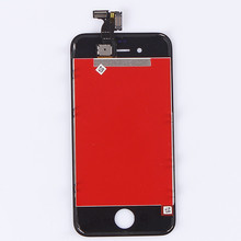 Glass Touch Screen Digitizer & LCD Assembly Replacement For iPhone 4 4G 4S