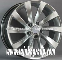 2013 first new style car alloy wheel F2607