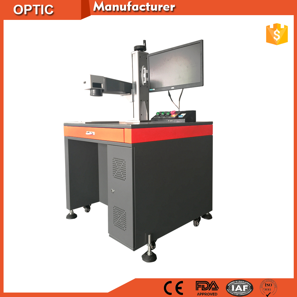 2017 Factory Direct Sale Fiber laser marking machine price For Sale