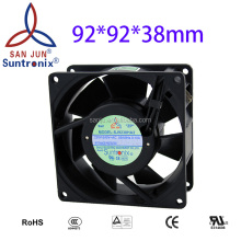 SUNTRONIX SJ9238HA2 AXIAL FLOWER AC FAN SMALL FAN MOTOR