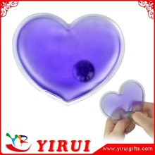 Customized lovely reusable gel hand warmers