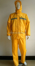 cheap yellow raincoat