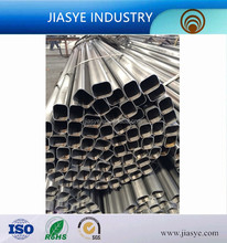 GB/T-13793 Q195abnormal shape seamless stainless steel tube welded steel pipe used on truck