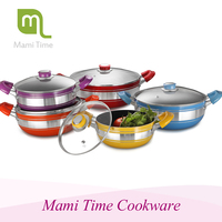 Porcelain enamel cookware ecofriendly