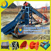 China New Technology Swinging Dragon Dredges /Swing Ladder Dredges for Sale