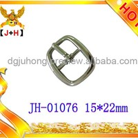 15mm Fashion Metal Buckle Shoe Decorations