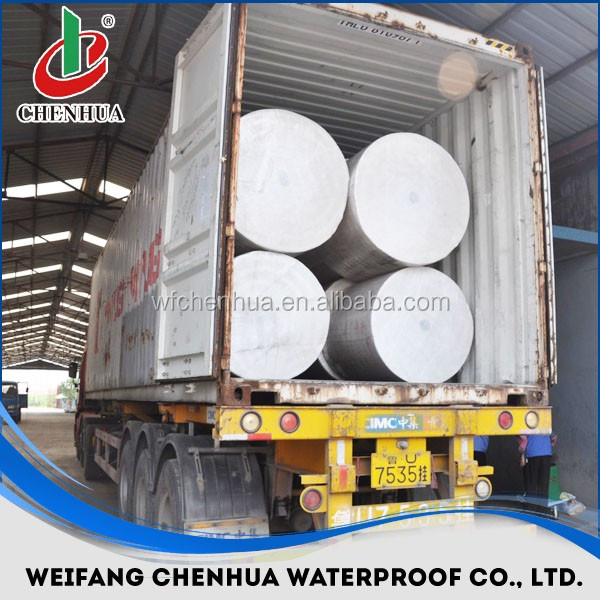 China wholesale reinforcement polyester fabric carrier for bitumen membrane