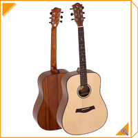chiese brand name acoustic guitar high grade guitar
