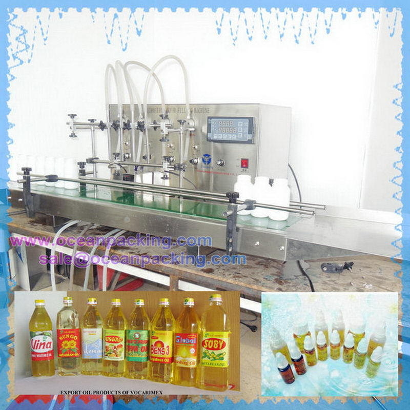 Popular Best-Selling barbecue sauce bottle filling machine