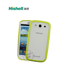 for samsung galaxy s3 i9300 hybrid PC+TPU mobile phone case
