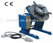 50kgs rotating welding table/automatic welding table with chuck
