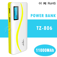 YB-655 Pro Magic Box 11000mAh External Power Bank Battery