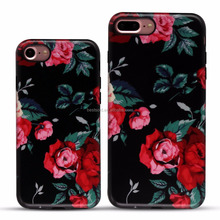 DIY custom for iPhone 7 Cell Phone Case, TPU Back Cover Case for iPhone 7