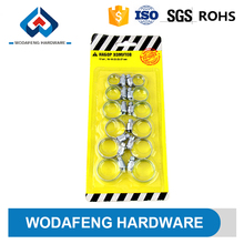 wholesale pipe clamps with set screw 3/4 stainless steel pipe clamp