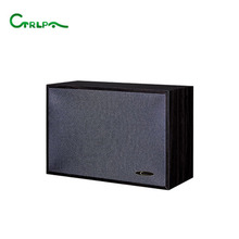 CTRLPA CL966 10W pa system wooden wall speaker indoor wall mount speaker