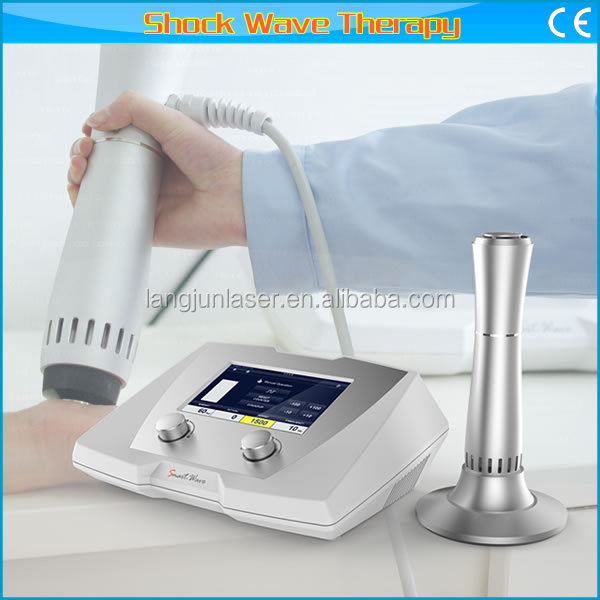ESWT Equipment Rehabilitation Physical ESWT Equipment Radial Shockwave Therapy