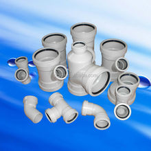German quality PP soundproof Pipe and fitting