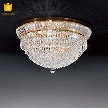 Modern Round Chandelier Crystal Ball Fixture Pendant Ceiling Lamp for Living Room/Bedroom71099