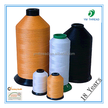 250D/3 100% nylon bonded thread for sewing