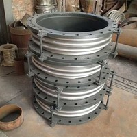 Hot sale factory supply industrial metal bellows expansion joint /bellows compensator