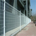 The lowest price Pvc coated triangle fence on sale , garden fence(Anping factory and ISO9001)