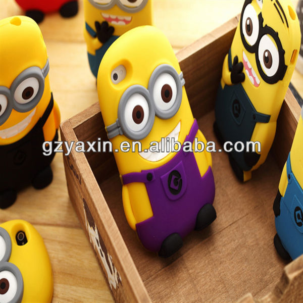 despicable me mobile phone case,Despicable Me mobile phone case for iphone 5 5g