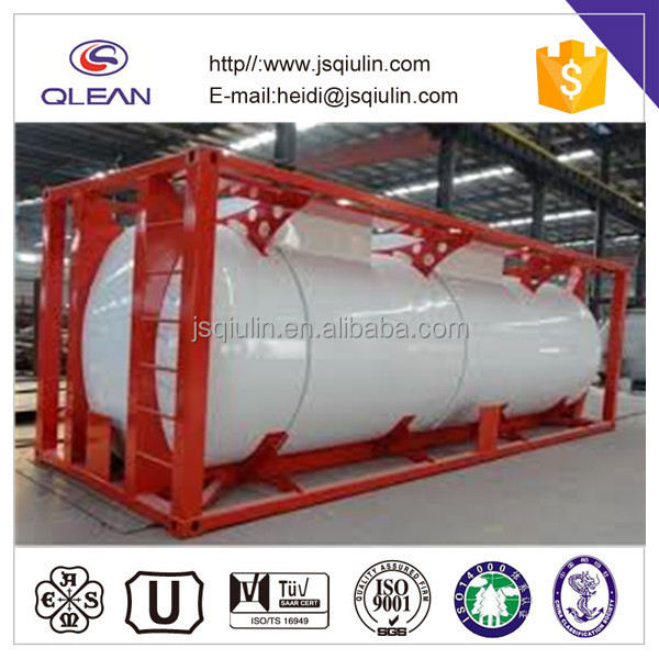 ISO 20ft tank container