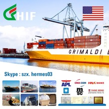 Freight Forwarder Sea Freight Shipping Shanghai To USA