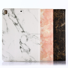 Noble design high quality marble PU card bumper/pocket cell phone case for Ipad 5,6,7,8