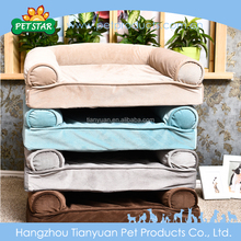 Customized Cheap Soft Plush Unique Cheap Pet Bed For Dogs