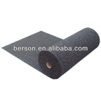 soundproof underlay/ cork underlay/carpet underlay, soundproof foam underlay