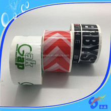 China Suppliers bopp water soluble acrylic single side adhesive packing tape