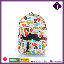 High quality fashion cool backpack for school tom and jerry backpack