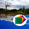 Wholesale professional portable outdoor pp mini synthetic basketball court flooring