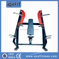 Seated Incline Chest Press Equipment/Body Building Gym Equipment/Commercial Fitness Equipment Sales AX9002